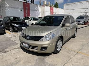 Foto venta Auto usado Nissan Tiida Sedan Sense (2016) color Dorado precio $140,000