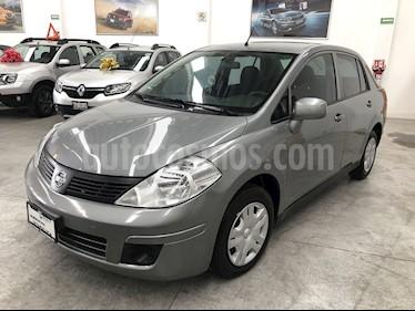 Foto venta Auto usado Nissan Tiida Sedan Sense (2017) color Plata precio $140,000