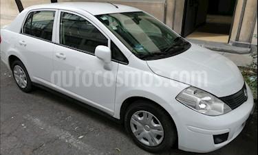 Nissan Tiida Sedan Sense usado (2016) color Blanco precio $123,000