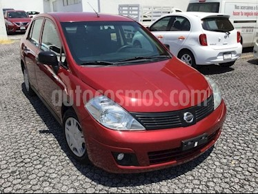 Foto venta Auto Seminuevo Nissan Tiida Sedan TIIDA 1.6 DRIVE MT AC 4P (2013) color Rojo precio $109,000