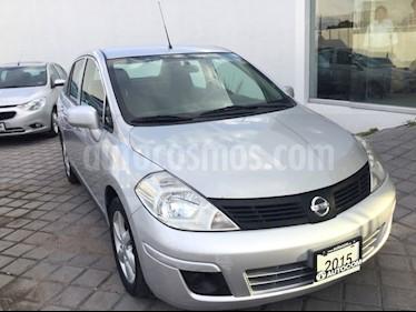 Foto venta Auto usado Nissan Tiida Sedan TIIDA 1.8 ADVANCE AT 4P (2015) color Plata precio $139,000