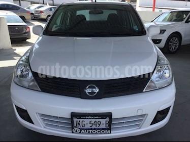 Foto venta Auto Seminuevo Nissan Tiida Sedan TIIDA SEDAN SENSE T/A A/A (2017) color Blanco precio $159,000