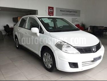 Foto venta Auto Seminuevo Nissan Tiida Sedan TIIDA SEDAN SENSE TA (2014) color Blanco precio $130,000