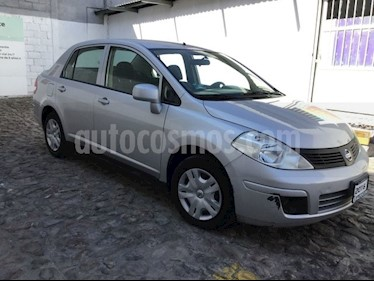 Foto venta Auto usado Nissan Tiida Sedan TIIDA SEDAN SENSE T/M A/A (2016) color Plata precio $140,000