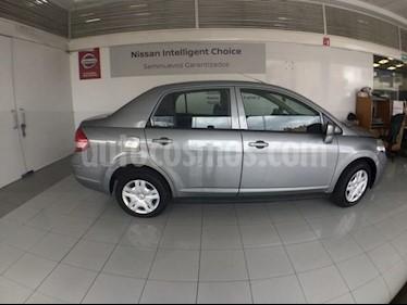 Foto venta Auto usado Nissan Tiida Sedan TIIDA SEDAN SENSE T/M A/A (2016) color Gris precio $155,000