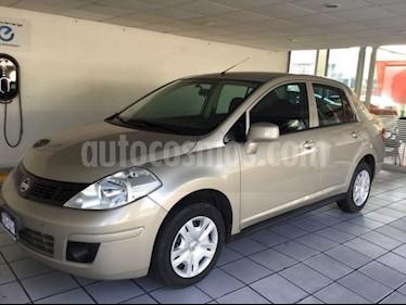 Foto venta Auto Seminuevo Nissan Tiida Sedan TIIDA SEDAN SENSE T/M A/A (2016) color Arena precio $120,000