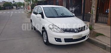 Nissan Tiida Sport  1.6 SE  usado (2012) color Blanco precio $4.300.000