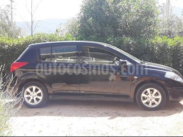 Nissan Tiida Sport  1.6 S  usado (2012) color Negro precio $4.300.000