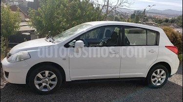 Nissan Tiida Sport  1.6L S Full usado (2011) color Blanco precio $4.600.000