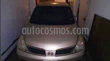 Foto venta carro usado Nissan Tiida 1.8L Aut (2007) color Plata precio u$s2.500