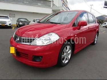 Nissan Tiida 1.8L Emotion Aut usado (2012) color Rojo precio $17.000.000