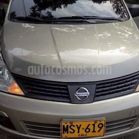 Nissan Tiida 1.8L Emotion usado (2012) color Beige precio $21.500.000