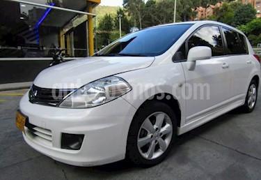 Foto venta Carro usado Nissan Tiida 1.8L Emotion (2014) color Blanco precio $28.000.000