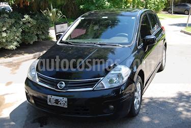 Nissan Tiida Acenta usado (2012) color Negro precio $310.000