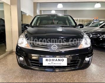 Foto venta Auto usado Nissan Tiida Tekna (2011) color Negro precio $285.000