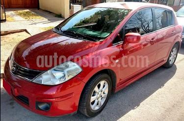 Foto venta Auto usado Nissan Tiida Tekna (2011) color Rojo precio $299.500