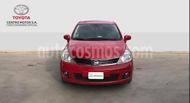 Foto venta Auto usado Nissan Tiida Tekna (2014) color Rojo precio $310.000