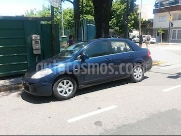 Foto venta Auto Usado Nissan Tiida Tekna (2009) color Azul precio $155.000