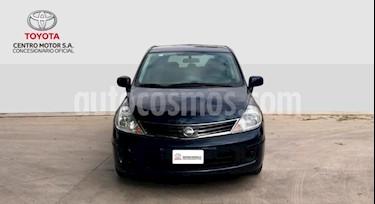 Foto venta Auto Usado Nissan Tiida Visia (2013) color Azul precio $250.000
