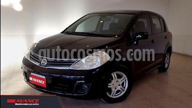 Foto venta Auto usado Nissan Tiida Visia (2011) color Negro precio $250.000
