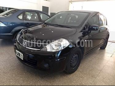 Foto venta Auto usado Nissan Tiida Visia (2010) color Negro precio $168.000