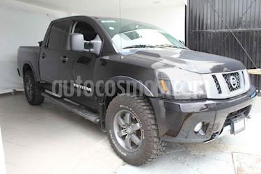 Foto venta Auto usado Nissan Titan Crew Cab 4x4 PRO-4X (2014) color Negro precio $360,000