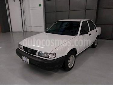 Foto venta Auto usado Nissan Tsuru 4p GS I L4/1.6 Man (2015) color Blanco precio $110,000