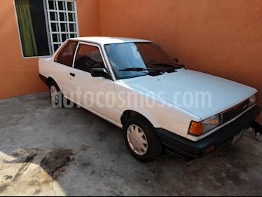 Foto venta Auto usado Nissan Tsuru austero (1990) color Blanco precio $38,000
