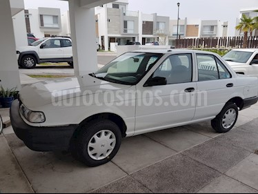 Foto Nissan Tsuru austero usado (2014) color Blanco precio $85,000