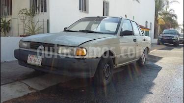 Foto venta Auto usado Nissan Tsuru austero (2000) color Gris Plata  precio $19,500