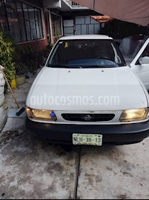 Foto venta Auto usado Nissan Tsuru austero (2002) color Blanco precio $22,500