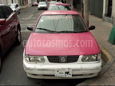 Nissan Tsuru austero usado (2007) color Blanco precio $40,000