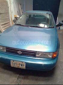 Foto Nissan Tsuru estandar austero usado (1999) color Celeste precio $38,000