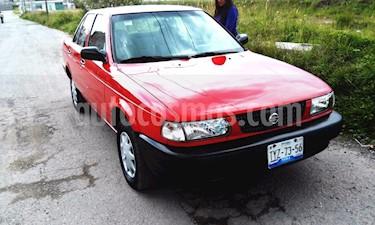 Foto venta Auto usado Nissan Tsuru GS I Austero (2005) color Rojo precio $30,500