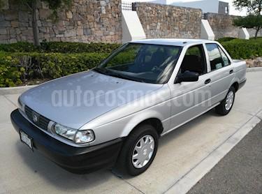 Foto venta Auto usado Nissan Tsuru GS I (2011) color Gris Acero precio $79,800