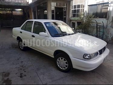 Nissan Tsuru GS II Ac usado (2008) color Blanco precio $38,500