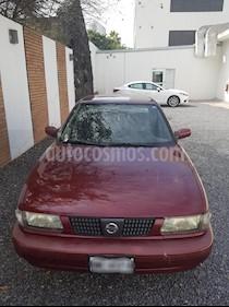 Foto venta Auto usado Nissan Tsuru GS II Aut Ac (2007) color Rojo Vivo precio $68,500