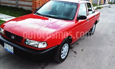 Nissan Tsuru GS I Austero usado (2005) color Rojo precio $32,000