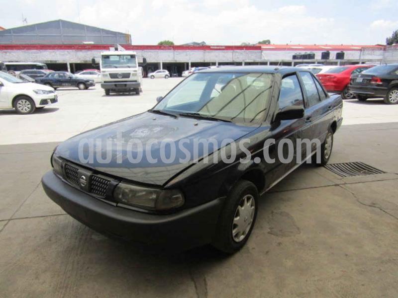 Nissan Tsuru GS II usado (2014) color Negro precio $28,000