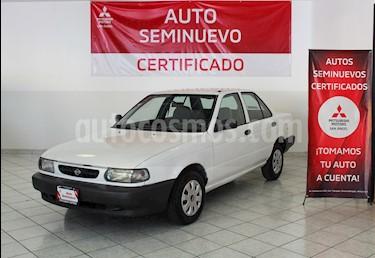 Foto Nissan Tsuru GS I usado (2002) color Blanco precio $55,000