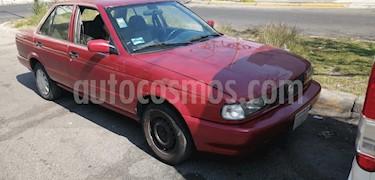 Nissan Tsuru GS I Austero usado (2015) color Ocre precio $75,000