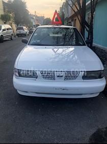 Nissan Tsuru GS I usado (2014) color Blanco precio $93,000