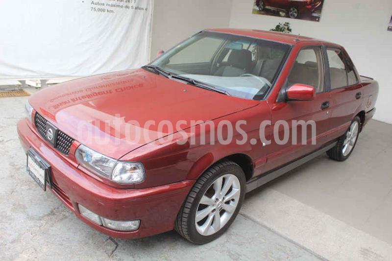 Nissan Tsuru GST Tipico usado (1994) color Rojo precio $85,000