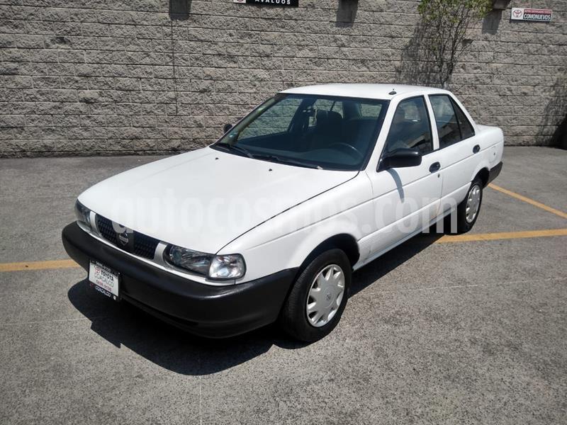 Nissan Tsuru GS I usado (2016) color Blanco precio $110,000