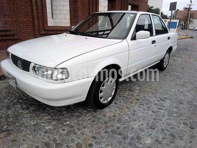 Nissan Tsuru GS II usado (2017) color Blanco precio $120,000