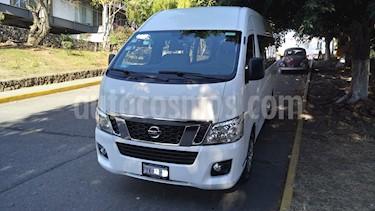 Foto venta Auto usado Nissan Urvan 12 Pas Aa Pack Seguridad (2016) color Blanco precio $318,000
