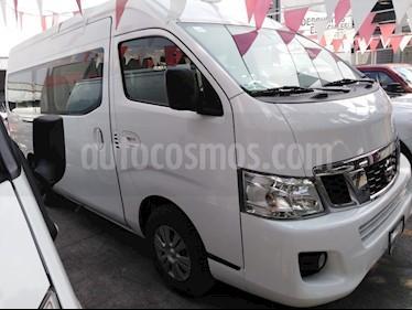 Foto venta Auto Seminuevo Nissan Urvan 15 Pas Amplia Aa (2015) color Blanco precio $348,000