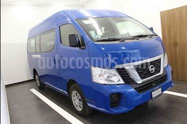 Foto venta Auto usado Nissan Urvan 15 Pas Amplia Aa (2018) color Azul precio $429,000