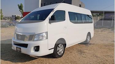 Foto venta Auto usado Nissan Urvan 15 Pas Amplia Aa (2017) color Blanco precio $419,000