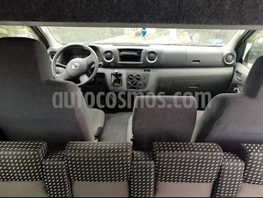 Foto venta Auto usado Nissan Urvan 15 Pas Amplia Aa (2017) color Blanco precio $325,000